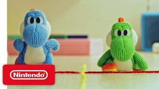Download Poochy & Yoshi's Woolly World – On your mark… Get set… Video