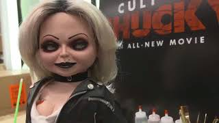 Download Cult of chucky behind the scenes Video
