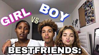 Download GIRL VS BOY BESTFRIEND Video
