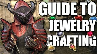 Download COMPLETE Guide to JEWELRY CRAFTING in ESO (Elder Scrolls Online Tutorial for PC, Xbox One, and PS4) Video