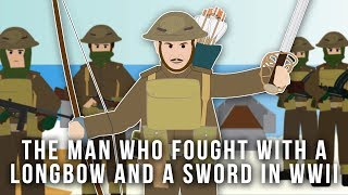 Download The Man who Fought with a Longbow and a Sword in WWII Video