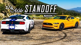 Download STANDOFF: 2018 Mustang GT PP Vs. Shelby GT350R | The Final Verdict! Ep.1 Video