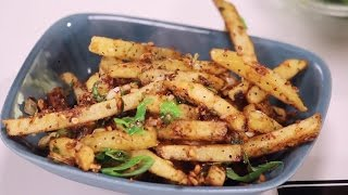 Download French Fries Pepper Salt | 5 Ways To Enchance French Fries | Sanjeev Kapoor Khazana Video