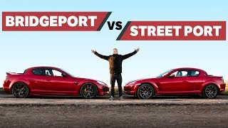 Download The Differences Between Bridgeported & Street Ported Rotary Engines Video