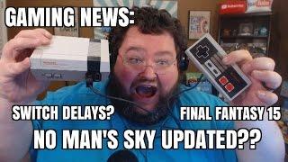 Download No Man's Sky UPDATE? Switch Delays? Final Fantasy 15! Video
