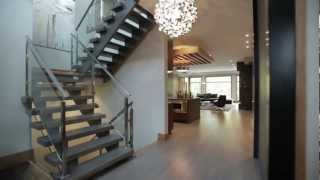 Download Bachly Construction - Stunning, Contemporary Luxury Home Video