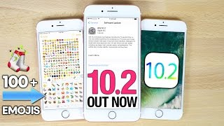 Download iOS 10.2 Released - Everything You Need To Know! Video