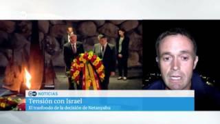 Download Tensión diplomática entre Israel y Alemania Video