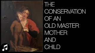 Download Old Master Painting Conservation Video