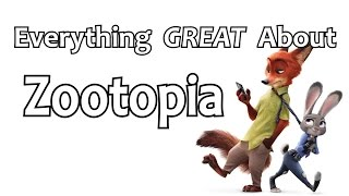 Download Everything GREAT About Zootopia! Video