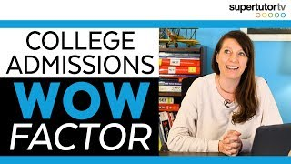 Download The WOW Factor: 7 Ways to Stand Out in College Admissions Video