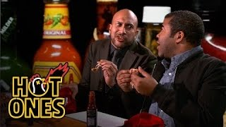 Download Key & Peele Lose Their Minds Eating Spicy Wings | Hot Ones Video