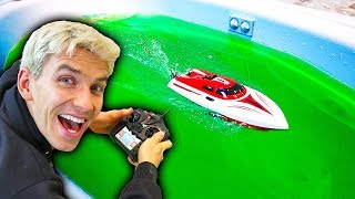 Download RC BOAT VS SLIME!! Video