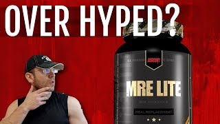 Download RedCon1 MRE LITE Review | Is it Over Hyped? | Video