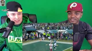 Download Redskins vs Eagles   Reaction   NFL Week 7 Game Highlights Video