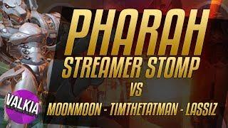 Download Pharah Streamer Stomp vs MoonMoon, Timthetatman & Lassiz Video