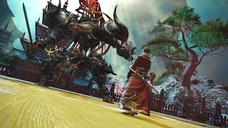 Download FINAL FANTASY XIV: Stormblood Benchmark Trailer Video