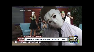 Download PURGE ANNOUNCEMENT PRANK DURING SCHOOL...this happened... Video