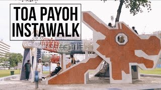 Download Toa Payoh #InstaWalk With MNDSingapore And HDB! Video