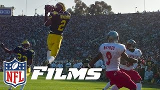 Download Charles Woodson Becomes Only Defenisve Player to Win the Heisman | NFL Films | A Football Life Video