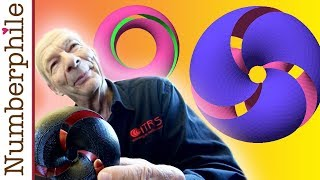 Download Topology of a Twisted Torus - Numberphile Video