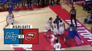 Download Middle Tennessee vs. Western Kentucky Basketball Highlights (2018-19) | Stadium Video