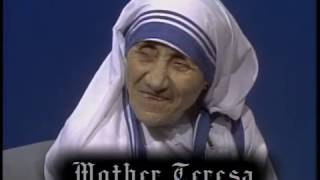 Download Firing Line with William F. Buckley Jr.: Mother Teresa Talks with William F. Buckley Jr. Video