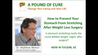 Download How to prevent your stomach from stretching after weight loss surgery Video