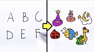 Download 18 DRAWING TRICKS FOR CHILDREN AND THEIR PARENTS Video