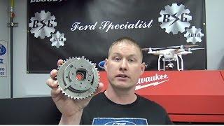 Download Ford 4.6L & 5.4L 3v Engines: Camshaft Phaser Failure Inspection Video