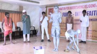 Download Unity In Diversity- A silent skit by the students of Hebron school,Tiruvannamalai Video