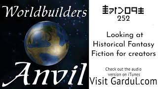 Download Episode 252 Looking at Historical Fantasy Fiction for creators Video