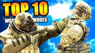 Download Top 10 ″WORST GAME MODES″ in COD HISTORY | Chaos Video