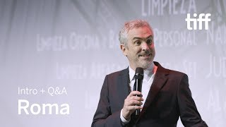 Download ROMA Cast and Crew Q&A   TIFF 2018 Video