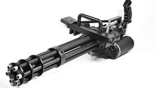 Download [Payday 2] Vulcan Minigun Video