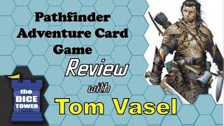 Download Pathfinder Adventure Card Game Review - with Tom Vasel Video