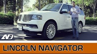 Download Lincoln Navigator 2015 - Lujo y tamaño americano Video