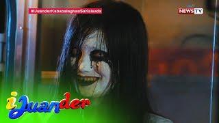 Download iJuander: Mga kalsada sa Quezon at Pangasinan, may nagpapakitang mga nilalang? Video