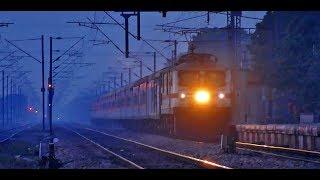 Download [IRFCA] Inaugural Run of 20818 Rajdhani || New Delhi to Bhubaneswar via Rourkela Sambalpur and Angul Video