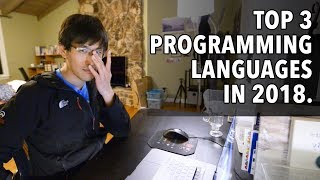 Download Top 3 Programming Languages in 2018. (with my thoughts on each) Video