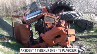 Download AKSIDENT NE LAC,1 I VDEKUR DHE 5 TE PLAGOSUR. Video