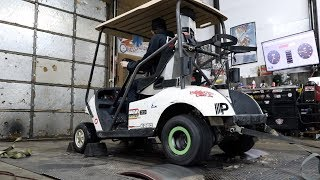 Download We Put Our 600cc Golf Cart on the DYNO! Video
