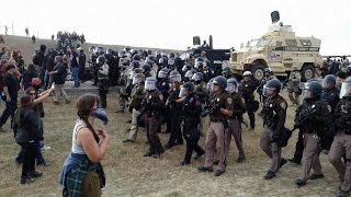 Download Police Attack NoDAPL Protesters At Standing Rock Video
