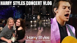 Download VLOG - HARRY STYLES LIVE ON TOUR: ATX 10/11/17 Video