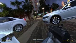 Download VCMod quick showcase: drive by, in seat precise player damage Video