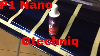 Download The AIO Gtechniq P1 Nano Polish!! The compound series....CONTINUES!! Video