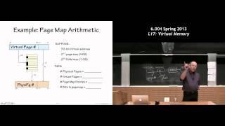 Download MIT 6.004 L17: Virtual Memory Video
