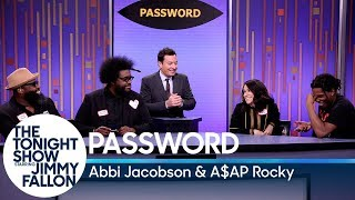 Download Password with Abbi Jacobson and A$AP Rocky Video