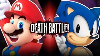 Download Mario VS Sonic (Nintendo VS Sega) | DEATH BATTLE! Video