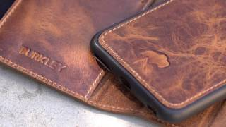 Download Burkley Magnetic iPhone 6s Plus Wallet Case Video